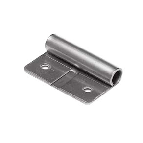 1 Charni Re Lat Rale Standard Inox De Porte Sectionnelle